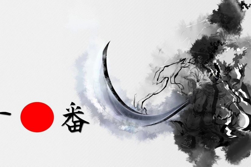 Wallpaper Free For Computer Afro Samurai
