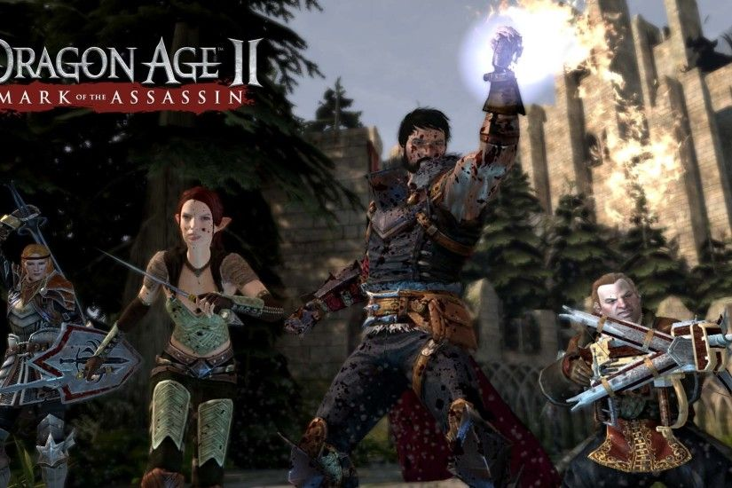 The upcoming Dragon Age II: Mark of the Assassin DLC launches October 11th  for PS3, Xbox 360 and PC.