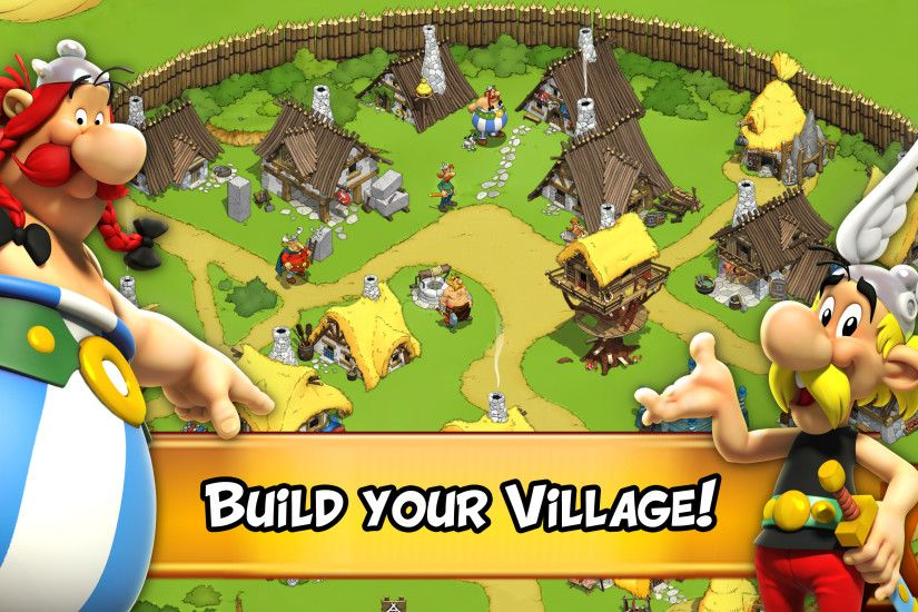 Bandai Namco brings Asterix and Friends out of softlaunch, now available  worldwide on iOS and Android