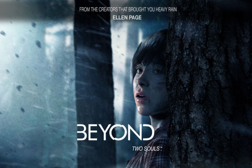 Beyond Two Souls Wallpapers HD iPhone - iPhone2Lovely ...