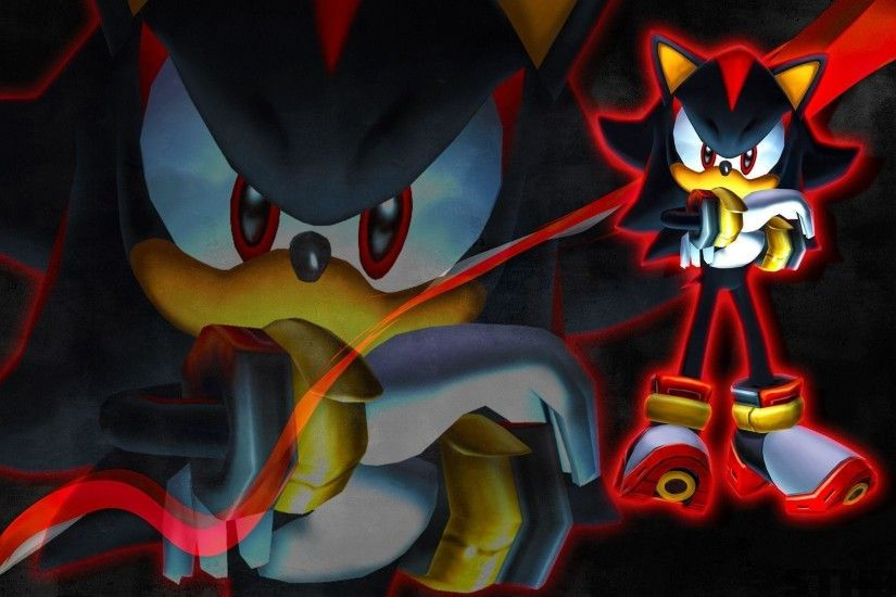 Sonic Adventure 2 Shadow Wallpaper by SonicTheHedgehogBG on DeviantArt