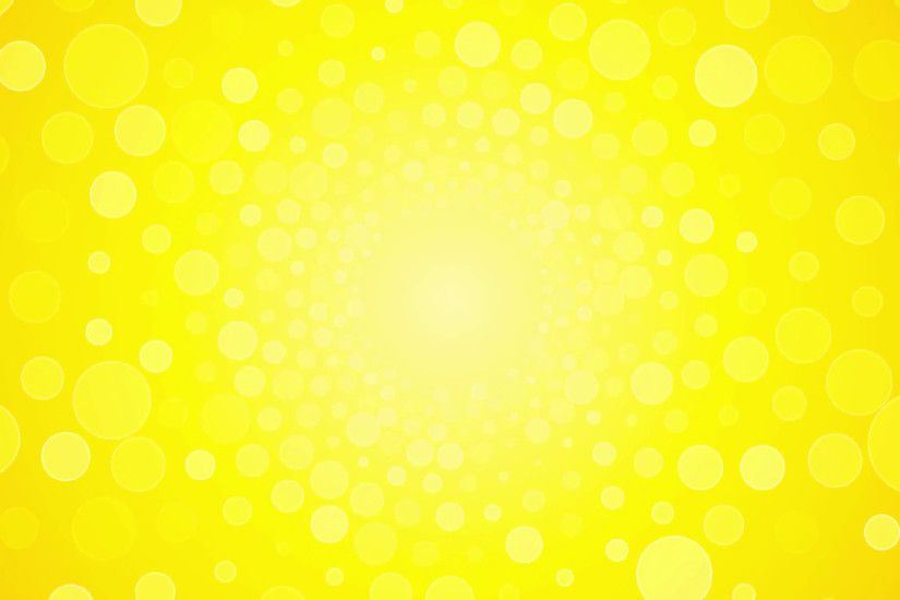 Rotating bright yellow background with circles summer sun endless loop  Motion Background - Storyblocks Video