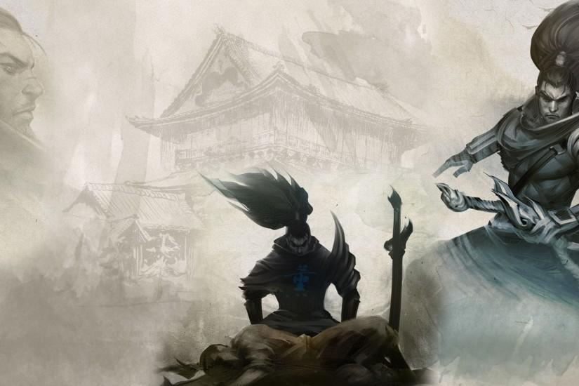 yasuo wallpaper 1920x1080 for windows 7