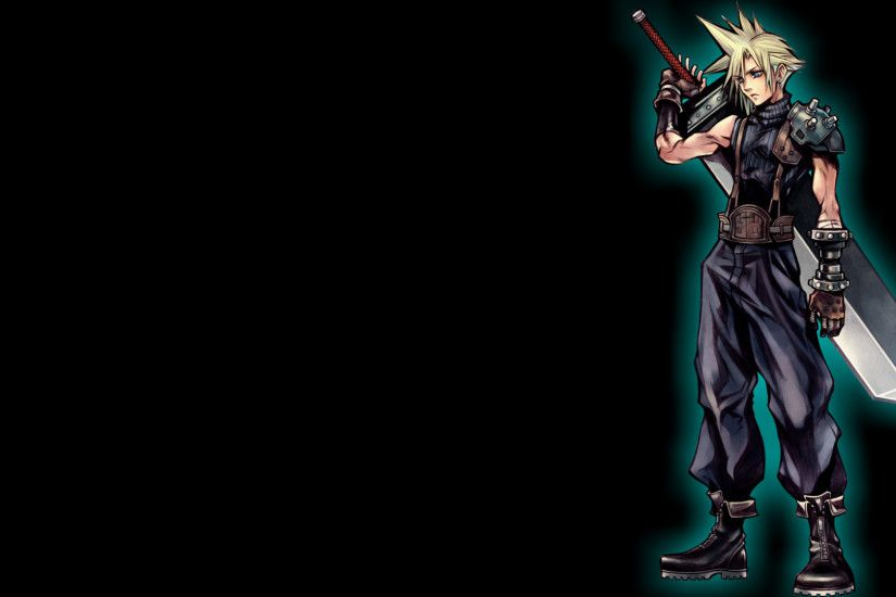 Final Fantasy VII Wallpapers Wallpaper 1600×1000 Ff7 Wallpapers (45  Wallpapers) | Adorable