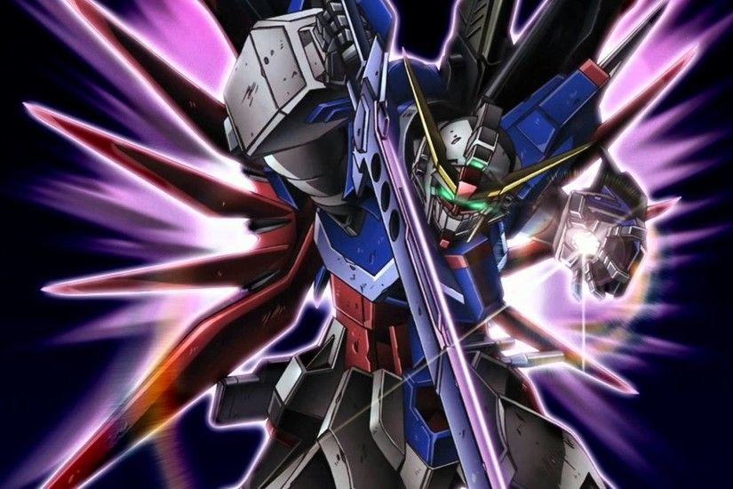 Tenacious Blow - Gundam SEED Destiny OST 3 - 11 (High Quality 1080p HD) -  YouTube