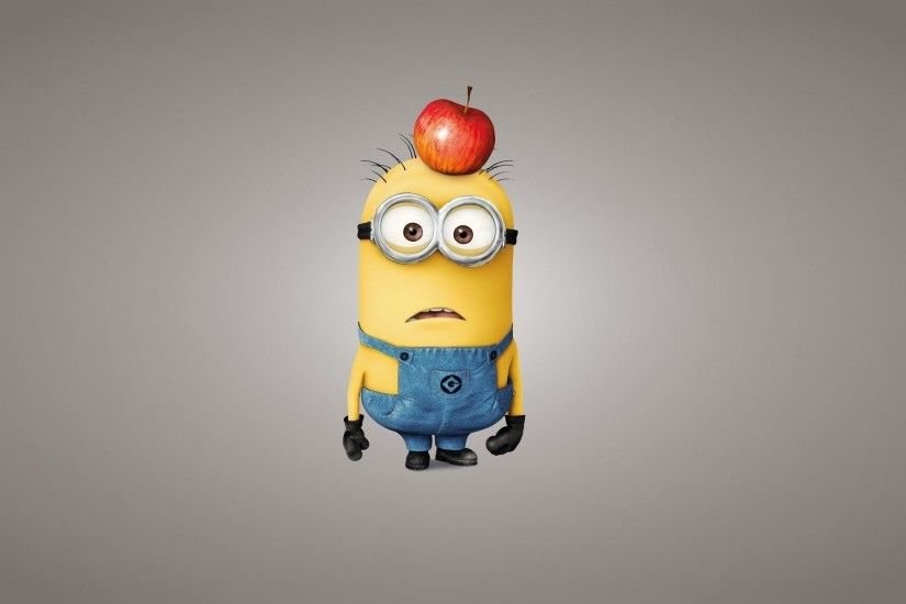 ep apple despicable me 2 views yellow light background