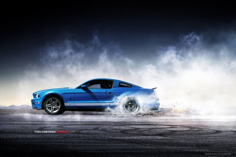 Ford Mustang Shelby Wallpaper HD