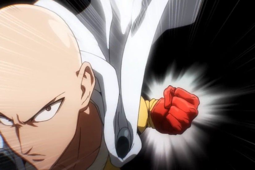 Saitama, Anime Wallpaper HD
