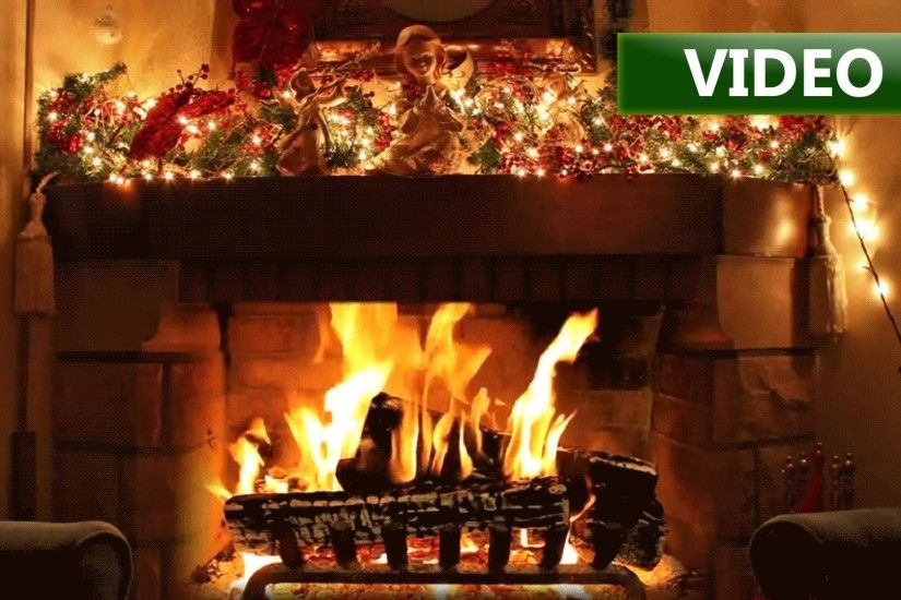 🎧 FirePlace Sound with Christmas Decoration - 8 Hours of Relaxing Christmas  Ambiance - YouTube