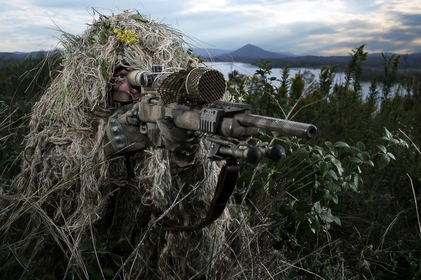 Sniper Camo Wallpaper HD 44094