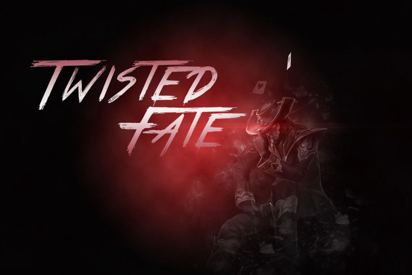 ... League of Legends Twisted Fate Wallpaper 1920x1080 by TheRedAmaro