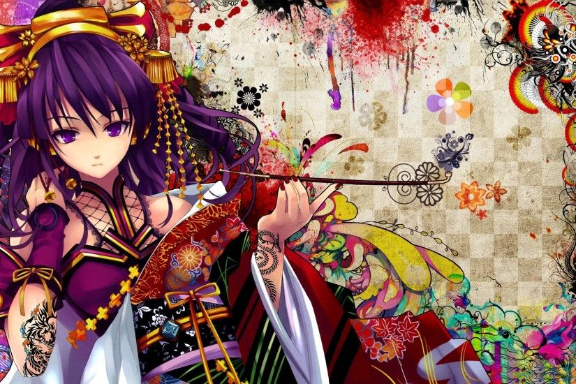 Cool Anime Wallpaper HD Free Download.