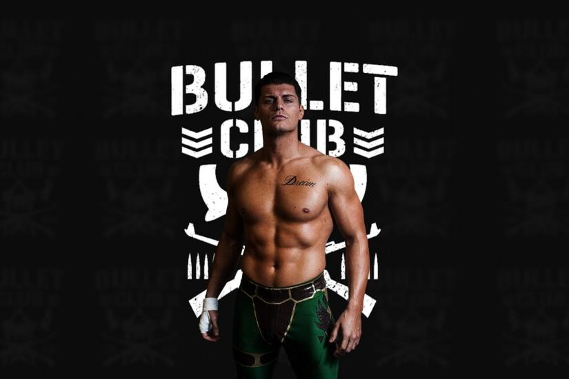... Cody Rhodes Bullet Club Wallpaper (Custom) by JAC121-DeviantArt