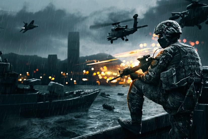 Battlefield 3 Sniper Wallpaper Free HD 17262 - Amazing Wallpaperz