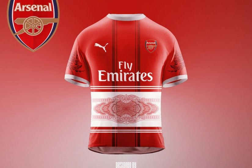 ... Arsenal FC 2017/2018 (Concept Kit) by Mascariano