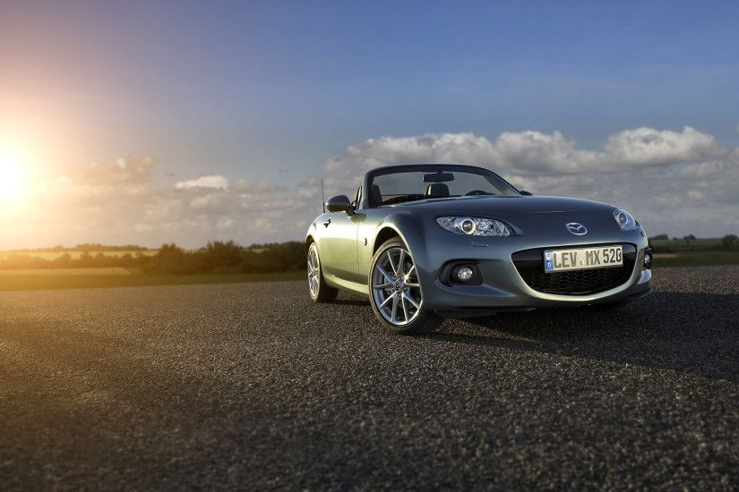 2013 Mazda MX-5 Miata - Wallpaper #38472