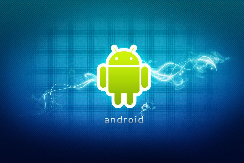 Android Blues Wallpaper Wallpaper