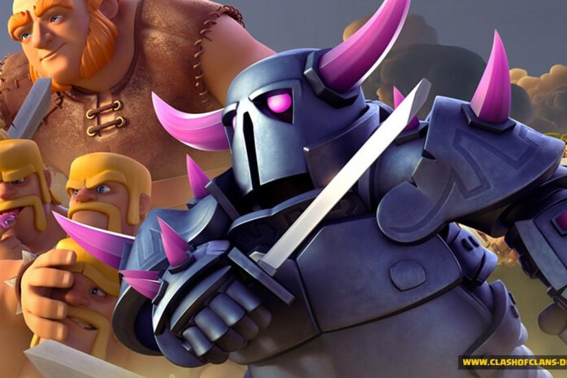Clash Royale Wallpaper Pekka Wallpapers Picture