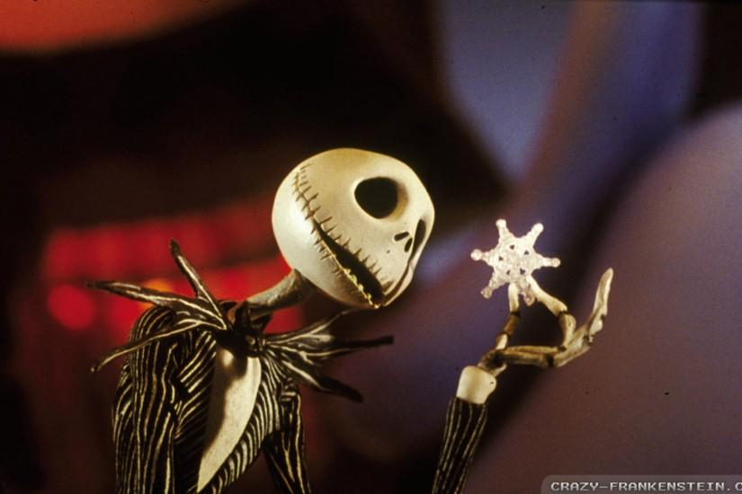 large nightmare before christmas wallpaper 1920x1200