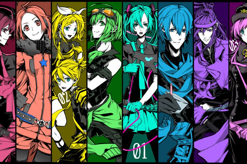 Kaito Vocaloid Wallpaper ·① WallpaperTag