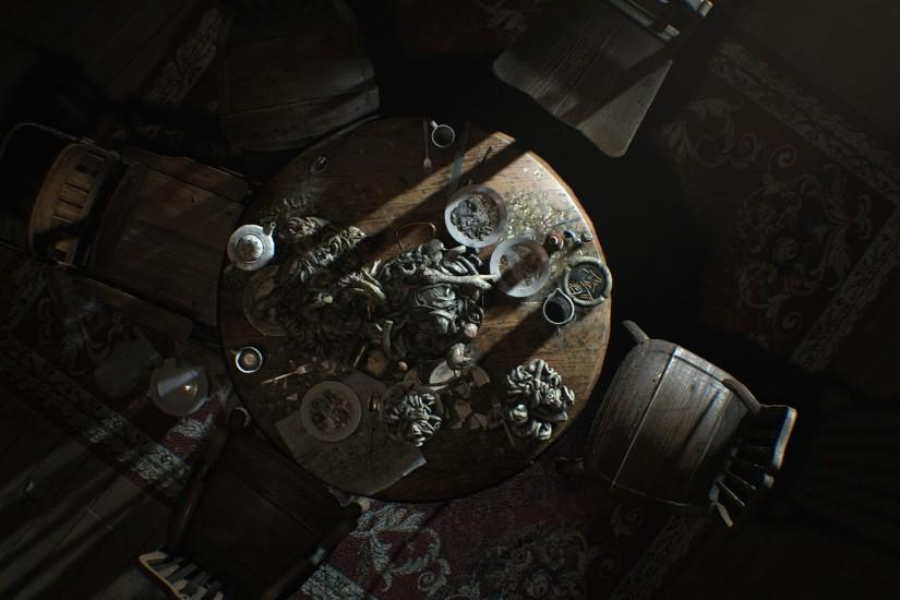 resident evil 7 biohazard : Wallpaper Collection