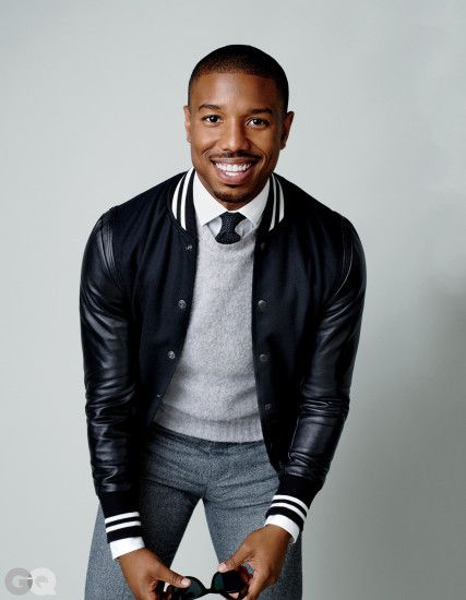 Michael B. Jordan Shows Us How to Dress Down for the Weekend