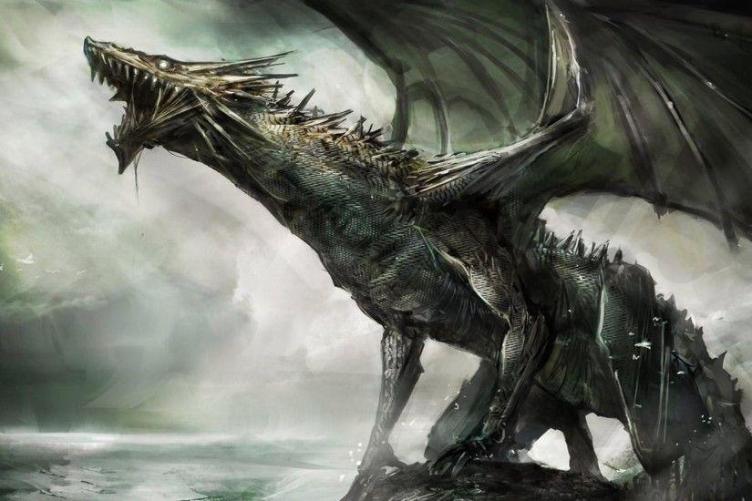 Cool Dragon Wallpapers ·① WallpaperTag