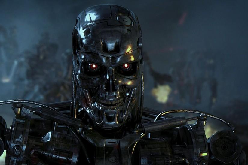 Best Terminator 1920x1200 px Wallpaper by Cecilia Baden