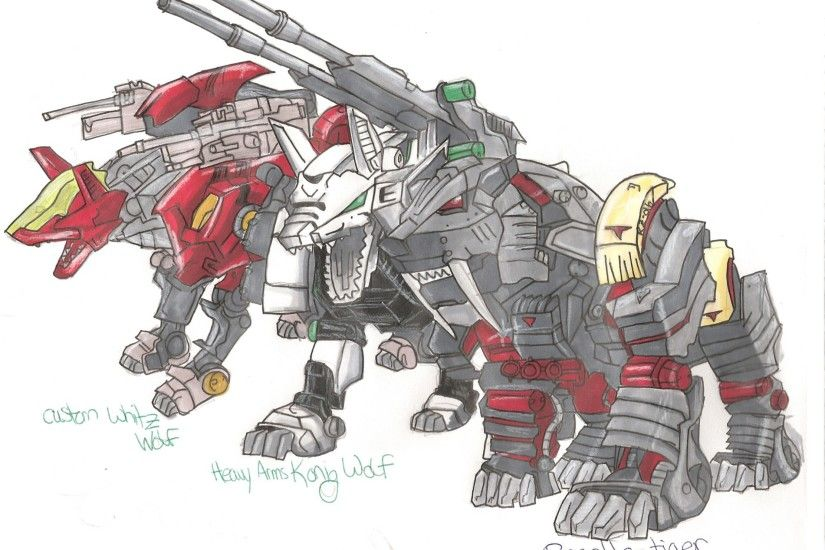 Zoids group by Bukaojo Zoids group by Bukaojo
