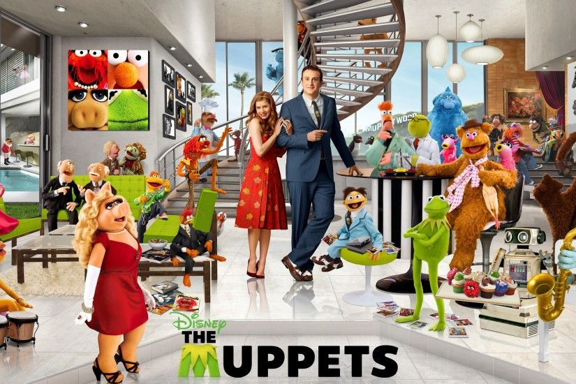 "NEW Poster for ""The Muppets"" and Theater Standee Revealed!"