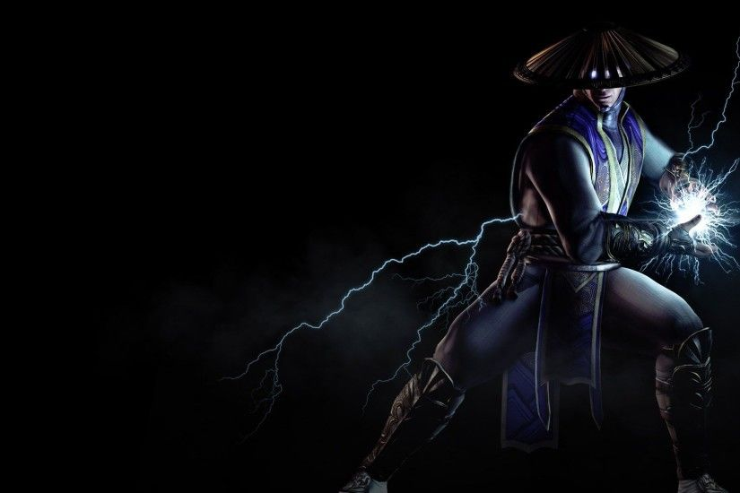 raiden mortal kombat x wallpaper wallpapersafari · neji wallpaper  wallpapersafari
