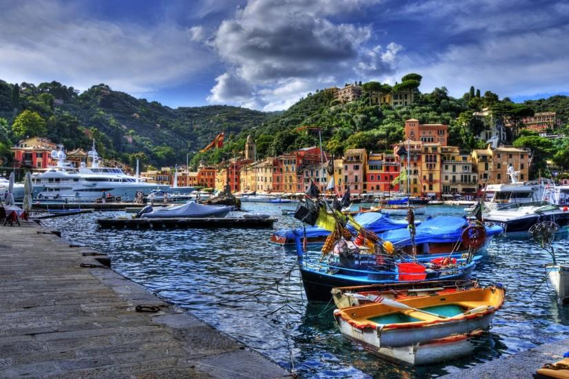 Portofino Italy Wallpaper | HD Wallpapers