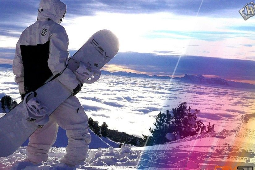 Snowboard Hd wallpaper - 783904
