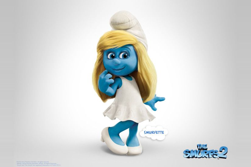 Smurfs Wallpaper 2560x1440