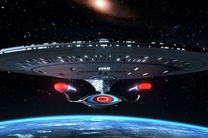 Star Trek, USS Enterprise (spaceship) Wallpaper HD