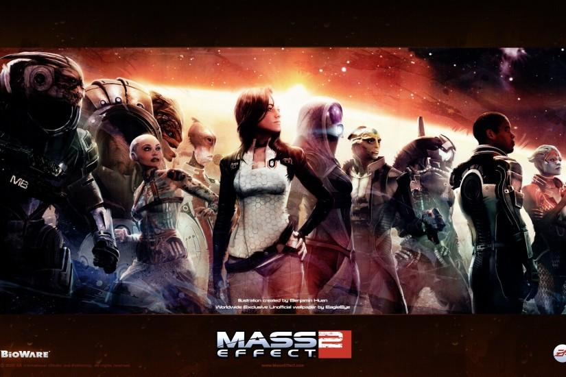 best mass effect wallpaper 1920x1200