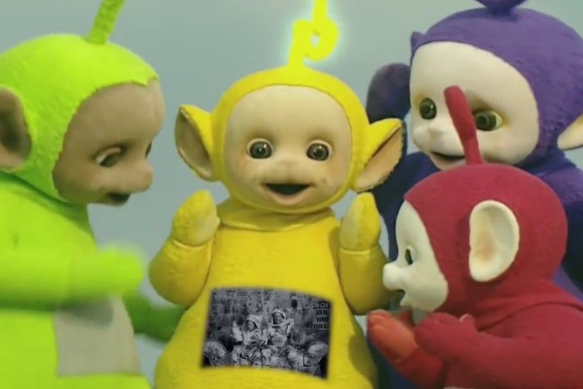 Image for This Die Antwoord & 'Teletubbies' Mashup Is Freaky ...