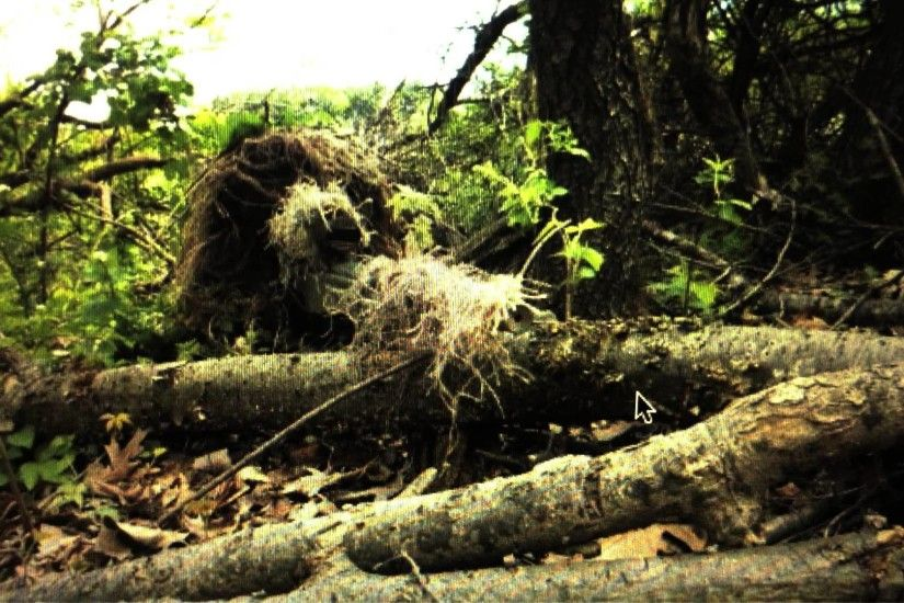 Airsoft Sniper Ghillie Suit Recap Video (2012 FuzzywollyAirsoft) - YouTube