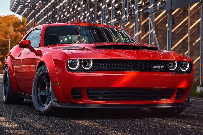 Dodge Challenger SRT Demon Wallpaper ...
