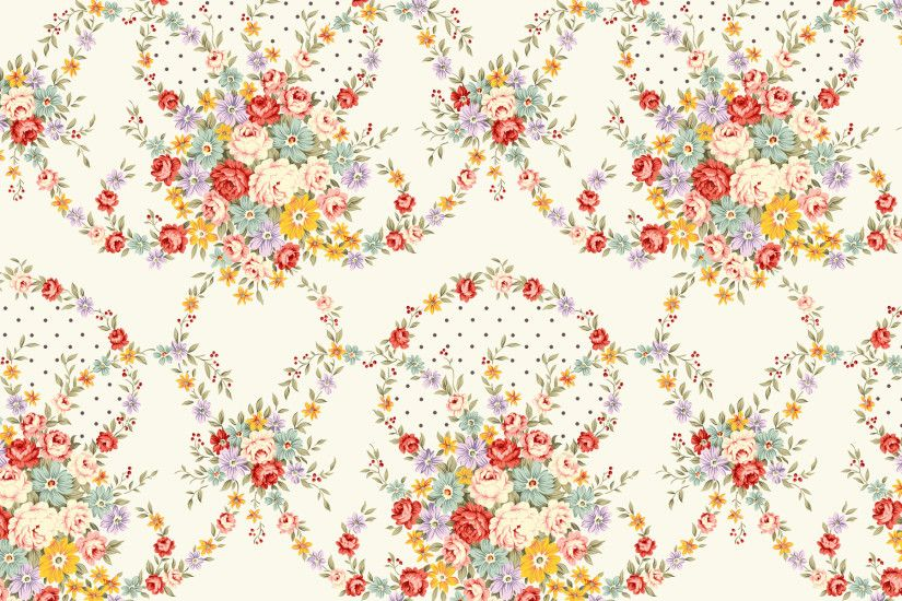 Vintage Flowers Tumblr Backgrounds