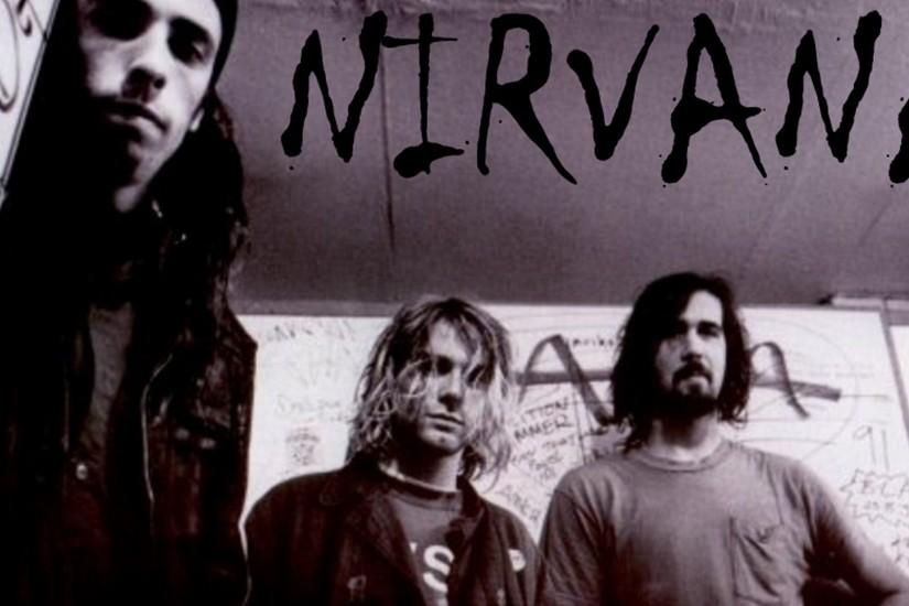 Free Nirvana Wallpaper
