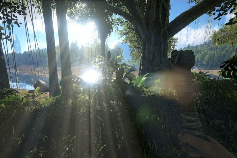 Ark Survival Evolved Background HD Wallpapers