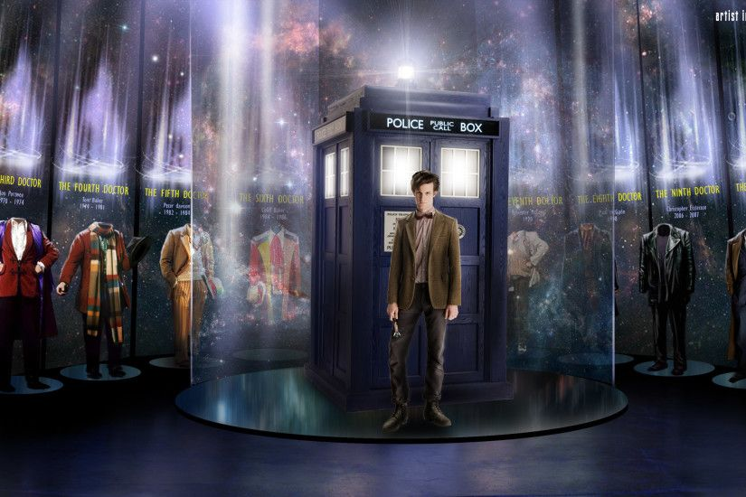 Doctor Who Backgrounds HD.