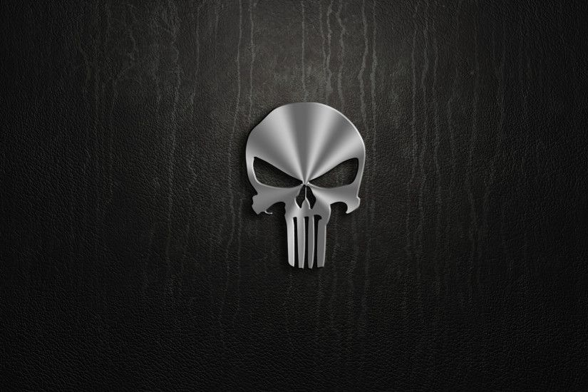 Photo Collection 3D Punisher Skull Wallpaper