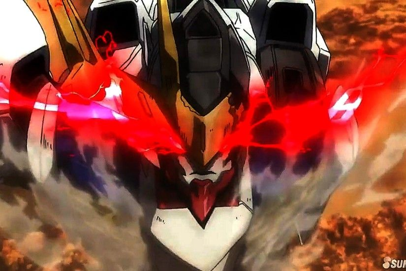 ... Barbatos: Unchained Once More (Wallpaper) by LKururugi2518