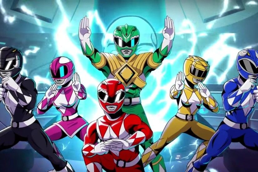 Power Rangers Dino Charge Wallpaper × Power Rangers