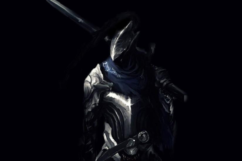 Knight Artorias Dark Souls Game Desktop