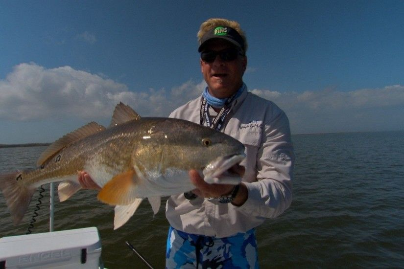 Red Fishing in Louisiana Capt Ryan Lambert Cajun Fishing Adventures -  YouTube