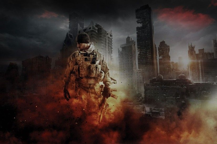 widescreen wallpaper medal of honor warfighter