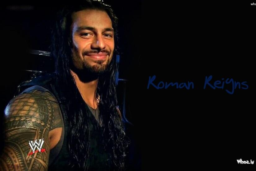 ... Roman Reigns Face Close Up Wallpaper ...
